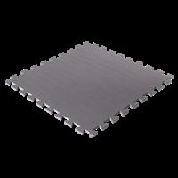 Summer Fun Bodenschutzmatten grau 500 x 500 x 8 mm (8 Stück im Set) (2510601)
