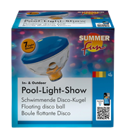 Summer Fun LED Unterwasserlichtershow (502010201)
