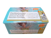 Summer Fun Flockungs Kartusche 8 x 125 g, 1 kg (502010710)