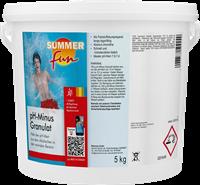 Summer Fun pH-Minus Granulat - 5 kg (502010743)