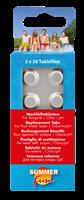 Summer Fun Ersatztablette Wassertesgerät Chlor / pH (502010893)