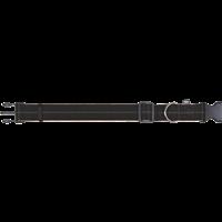 TRIXIE Softline - Elegance Halsband - extra breit - schwarz/beige