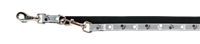 TRIXIE Silver Reflect V~Leine - XS/S: 2,00 m/15 mm (12214)