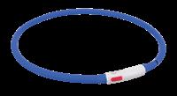 TRIIXIE Flash Leuchtring USB XS bis XL: 70 cm/ø 10 mm