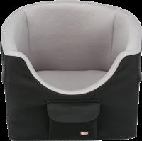 TRIXIE Auto-Sitz schwarz/grau