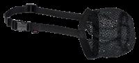 TRIXIE Giftköder-Schutznetz schwarz - S/M: 22 cm (17593)