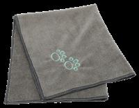TRIXIE Handtuch Mikrofaser grau