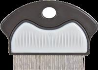 TRIXIE Floh- & Staubkamm - Metall - 7 cm (23761)