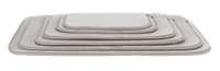 TRIXIE Liegematte für Skudo /Gulliver - grau - 36 × 56 cm (28646)