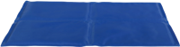 TRIXIE Kühlmatte - blau, XL: 90 × 50 cm (28686)
