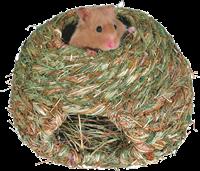TRIXIE Grasnest für Mäuse und Hamster