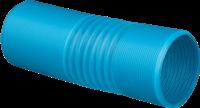 TRIXIE Auszieh-Spieltunnel für Ratten, Degus und Chinchillas - 10 x 19 cm - 75 cm (62796)