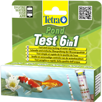 Tetra Pond Test 6in1 - 25 Teststreifen (192713)