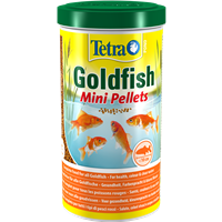 Tetra Pond Goldfish Mini Pellets - 1 l (203365)