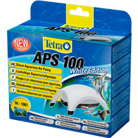 Tetra APS Aquarienluftpumpen - Edition White