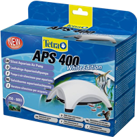 Tetra APS Aquarienluftpumpen - Edition White