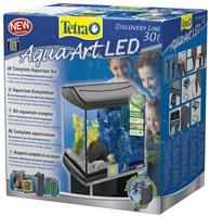 Tetra Tetra AquaArt LED Aquarium-Komplett-Set - 30L - Anthrazit (239920)