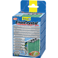 Tetra EasyCrystal Filter Pack A250/300 - mit Anti-Algen Wirkstoff - 3 Stück (243026)