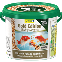 Tetra Pond Gold Edition Shrimp Nuggets
