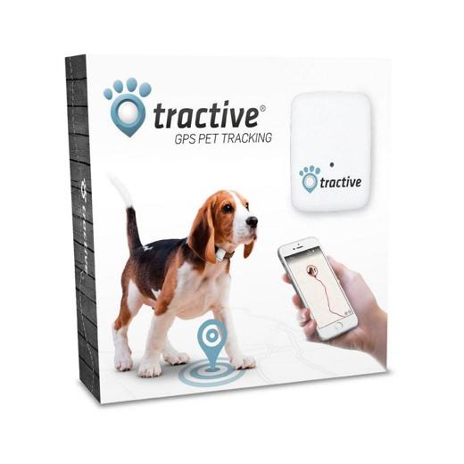 Tractive GPS Tracker - 1 Stück (TRATR1)