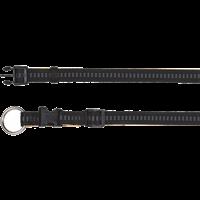 Trixie Softline Elegance - Halsband - schwarz/beige