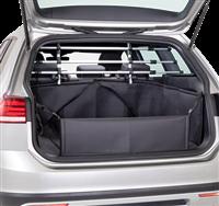 Trixie Kofferraum-Schondecke - mit hohen Seitenteilen - 1,64 × 1,25 m - schwarz (1314)