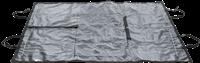 Trixie Auto-Schondecke aus Nylon - 1,50 cm x 1,35 cm - schwarz (1348)