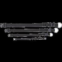 Trixie Classic - Halsband - schwarz