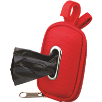 Trixie Pick Up Beutelspender mit Polyesterbezug - Farbauswahl zufällig (22849)