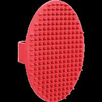 Trixie Massage-Striegel mit Handschlaufe - 8 cm x 13 cm, Gummi (2336)