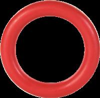 Trixie Naturgummi-Spielzeug-Ring - ø 15cm (Farbe zufällig) (3321)