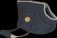 Trixie Tasche - Viktoria - 26 × 29 × 50 cm dunkelblau/hellblau (36231)