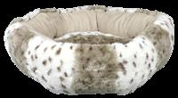 Trixie Kuschelbett - Leika - Ø 50 cm beige/weiß (36971)