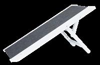 Trixie Rampe - höhenverstellbar - MDF - 36 × 90 cm - weiß (39375)