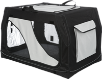 Trixie Mobile Kennel Vario 20 - S: 61 × 43 × 46 cm (39721)