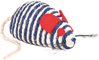 Trixie Sisal Spiel-Maus - 1 Stck. (4074)