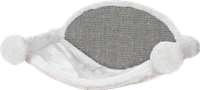 Trixie Hängematte zur Wandmontage - 54 x 28 x 33 cm (49920)