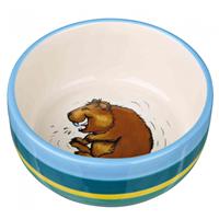 Trixie Keramiknapf für Meerschweinchen - 250 ml / ø 11 cm (60802)