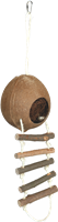Trixie Kokosnusshaus für Hamster & Mäuse