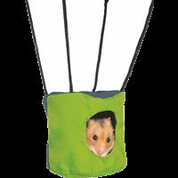 Trixie Raschelhöhle für Hamster - 10 x 9 cm (6271)