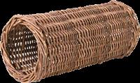 Trixie Weidentunnel für Meerschweinchen & Kleinnager - 15 × 33 cm (62832)