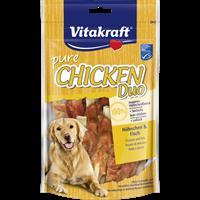 Vitakraft Pure Chicken Duo - 80 g (16627)