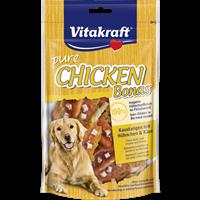 Vitakraft Pure Chicken Bonas - 80 g