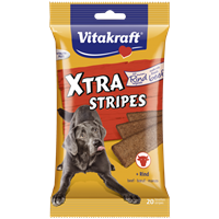 Vitakraft Xtra Stripes - 200 g - Rind (28899)