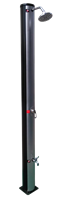 Waterman GmbH Solardusche Silver Deluxe 40 Liter (2400022)