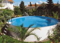 Waterman GmbH Rundform Aufstellbeckenset Brasilia Ø 300x120cm (SW:0,6 IH:0,6) (503010600VS)