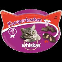 Whiskas Knuspertaschen - 60 g