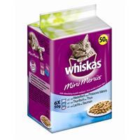 Whiskas 1+ Fresh Menü - 6 x 50 g