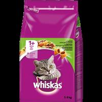 Whiskas 1+ mit Lamm
