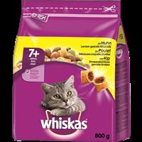 Whiskas 7+ mit Huhn - 800 g (259463)